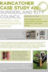 Raincatcher Case Study - Sunderland City Council