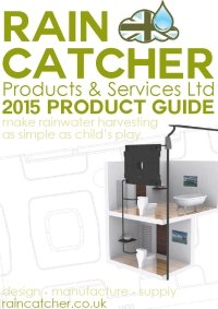 RainCatcher - 2015 Product Guide