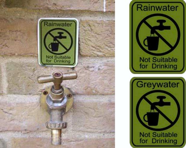 RainCatcher Blog - WRAS Guidance on Labelling for Rainwater Harvesting
