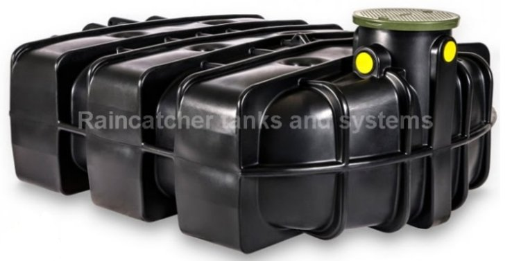 RainCatcher Tank - Rainwater Harvesting Solutions