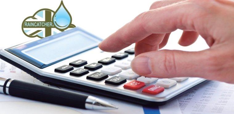 RainCatcher - Rainwater Harvesting Calculator