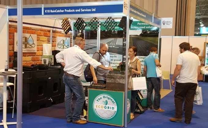 RainCatcher Reporting Successful RWM 2016 Exhibition – Thanks For Joining Us!