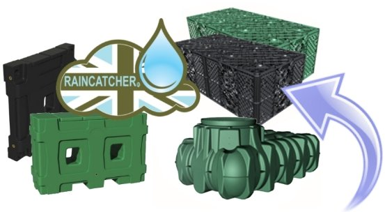 RainCatcher - Rainwater Harvesting Product Range
