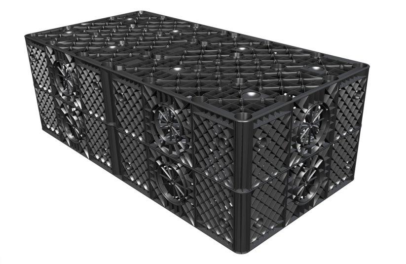 RainCatcher Blog - Rain Bloc Soakaway Crates