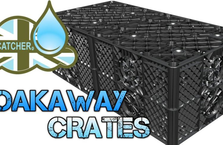 RainCatcher Soakaway Crates – A More Modern Approach To Surface Water Drainage