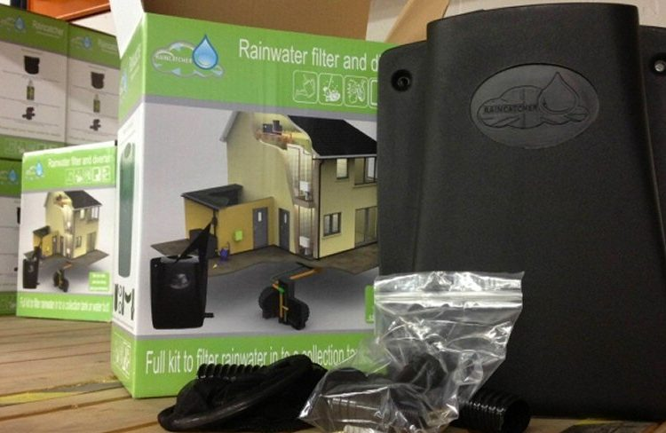 British-Made Quality from RainCatcher — Distributors Wanted for Our Innovative Rainwater Harvesting Products!