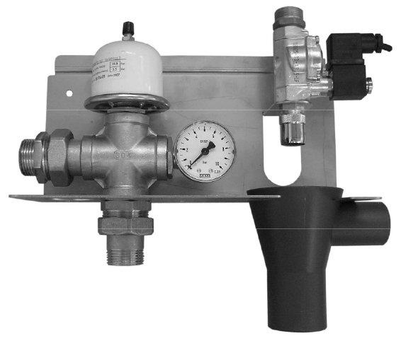 RainCatcher System Controller