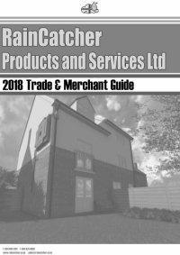 RainCatcher - 2018 Trade & Merchant Guide
